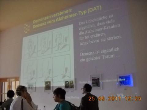 1. Auer Psychiatrietage im Juni 2011 (Foto: VBAD e.V.)